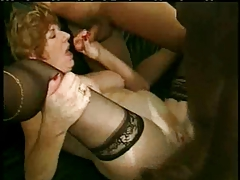 Mature Mama Diane Richards Gets Overloaded With Cock