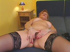 muted granny fucked off out of one's mind black malarkey