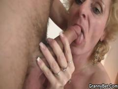 She is picked up and pussy fucked