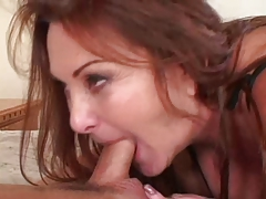 X-rated Granny Anastasia Sands Seduces Younger Guy