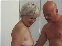 GRANNY AWARD 47 hairy mature hither a old  sponger