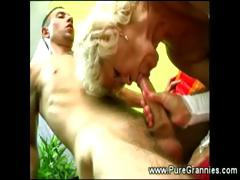 Firm busted granny goes russian