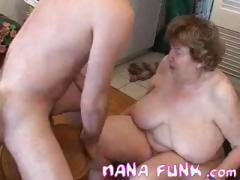 Nana Funk Pussy Licked Together with Suck Cock