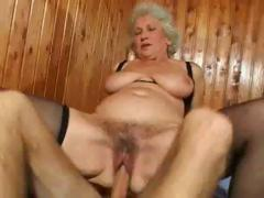 Mature whores serving big dicks with all their fucking holes – best granny porn tube!