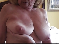Busty Grown up Martiddds: Natural Big Tits Roughly Handled