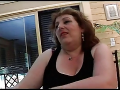 FRENCH MATURE n52b 2 anal grannies moms far 2 younger men