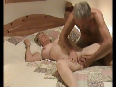 Amateur Couple in hammer away Openwork R20