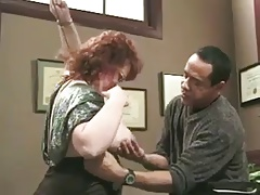 BBW Jennie Joyce Fucked beside Office