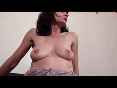 FRENCH MATURE 13 black-hearted anal mom mature milf threesome