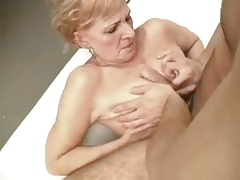 Cute Boy Anal Fuck Apart from Granny BVR