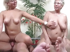 Mature Swinging Couples Have Game
