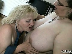 Two gorgeous lesbians mature gets lickerish part2
