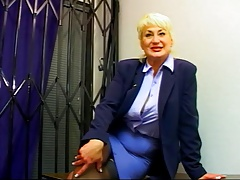 Big Titted Matured Business Lady Dana Print Dicked