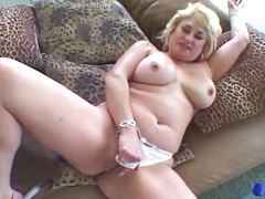 Best Chubby Titted Granny Dana Gets Plowed