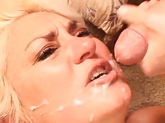 Big Titted Hot Granny Dana Gets Young Load of shit