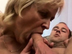 70yo granny enjoys a good fuck