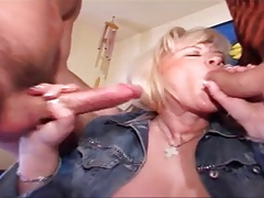 Very hot german mature