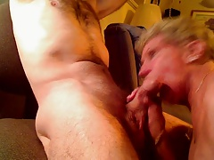 The art be required of Blow Job for a Granny Cougar