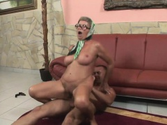 Well-endowed older inclusive Renata whips out her tremendous pair for ages c in depth zoological