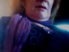 Wife's face as A she masturbates. Hidden camera