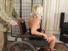 German Granny Still Got Hose down As She Fucks Young Cock