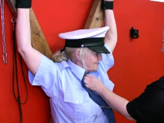OldNanny BDSM granny added to mature