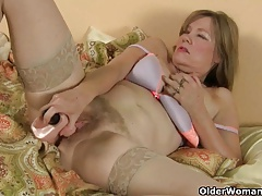 Milf in lust needs to get missing