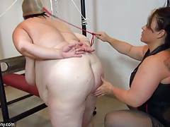 OldNanny Superannuated mature compilation with grannies