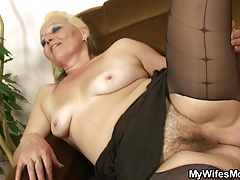 Mother inlaw taboo sex corroboration photosession