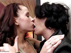 Sexy mature MILF fucks young not her descendant