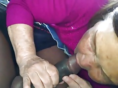 Korean Granny in the Wheels