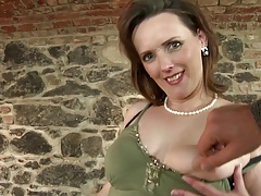 Booty mature mom suck plus fuck young cock